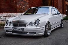 Mercedes W210 E50 Amg On Mae Wheels Benztuning