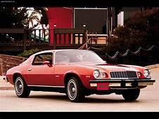 Chevrolet Camaro 1975  A True Racer Biser3a