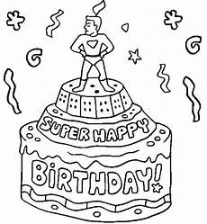 happy birthday papa coloring pages at getcolorings
