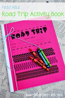 12 road trip ideas the crafting