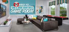 11 ways to turn a spare room into a game room house to home