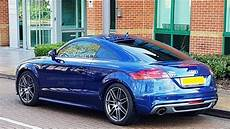 Audi Tt For Sale by Used Blue Audi Tt For Sale Surrey