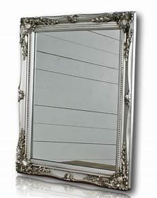 wandspiegel mit ablage landhaus spiegel wandspiegel silber barock holz badspiegel landhaus