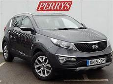 kia sportage edition 7 2015 kia sportage 1 7 crdi isg alpine edition 5 door diesel estate in parkgate south