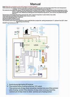 conexion electrica motor de consola panasonic cspc24dkq yoreparo