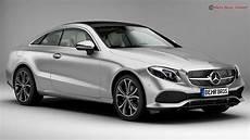 Mercedes E Class Coupe 2017 3d Model Buy Mercedes E