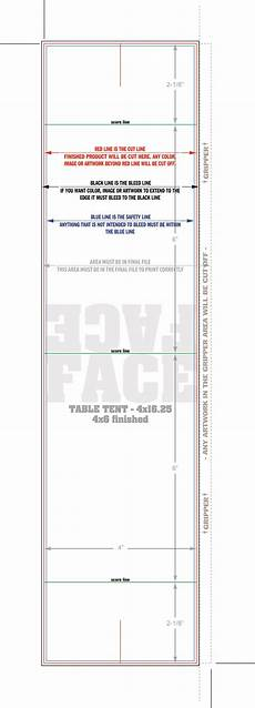 table tent cards templates 4x6 table tent cards template