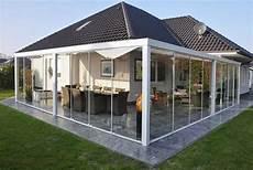 Dach Terrasse Windschutz Segel - inspirationen glasschiebew 228 nde f 252 r terrassen 252 berdachungen