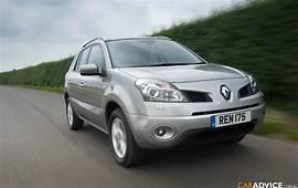 2008 Renault Koleos First Steer  Photos CarAdvice