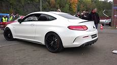 Mercedes Amg C63s - 2016 mercedes c63s amg coupe exhaust sound