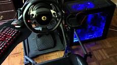 New Gaming Pc And Sim Racing Setup Intel 5820k Evga