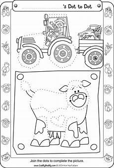 farm animals worksheets for preschool 14135 dot to dot farm worksheet worksheets for farm theme