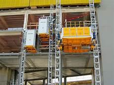 Monte Charge Et Ascenseurs De Chantier 224 Pignon Et