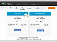 quickbooks credit card payment fees