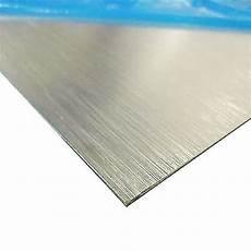 brite brushed anodized aluminum sheet 040 quot 24 quot 36 quot ebay