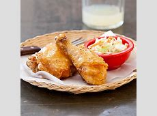 double dipped fried chicken_image