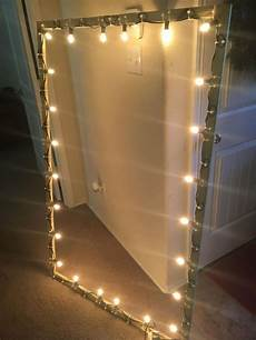 Lighted Decorations For Windows by These Diy Lighted Window Frames Are Easy To Install