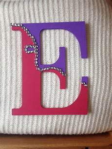 28 Best Images About Wooden Decorated Letters On
