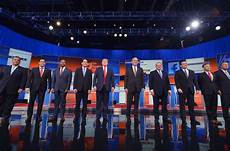 republican debate what we learned in the week after