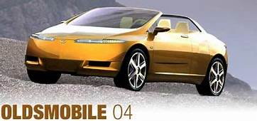 Oldsmobile O4  Concept Cars Motor Trend