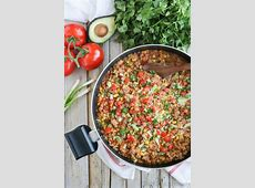 layered ground beef tortilla casserole