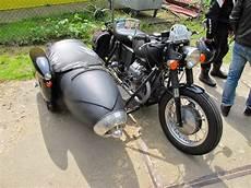 Bernadetta Moto Guzzi V7 1000cc Duna Sidecar Flake