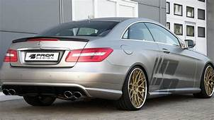Prior Design Mercedes E Class Coupe New Photos