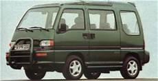 Subaru Libero Nachfolger - subaru e12 libero 1994 1998 motoren varianten news