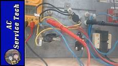 hvac electric heat strips and components explained voltage path resistance readings youtube