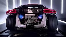 Audi R8 V10 Engine Acceleration Dyno 2014