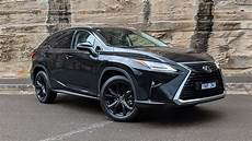 lexus black edition 2020 lexus rx350 2019 review crafted edition carsguide