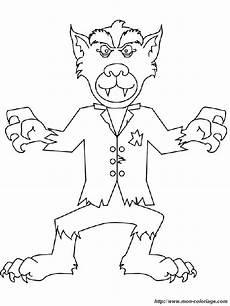 Gratis Malvorlagen Werwolf Ausmalbilder Und Menschenfresser Bild Es Ist Ein