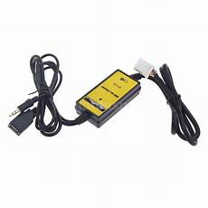 Car Usb Aux In Adapter Mp3 Player Radio Interface For