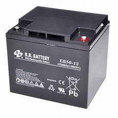 12v 50ah battery sealed lead acid battery agm b b