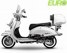 motorroller retro roller 125 ccm wei 223 easycruiser kaufen