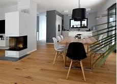 einfamilienhaus sideboard fuer haus a offener grundriss im erdgeschoss modern