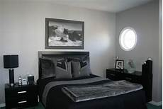 schlafzimmer grau schwarz grey black bedroom contemporary bedroom ottawa