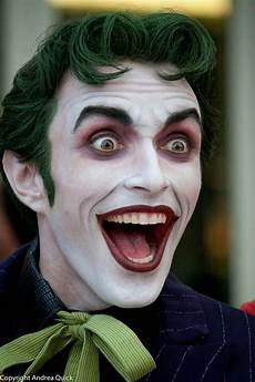 maquillage homme joker there is something more disturbing about this joker than