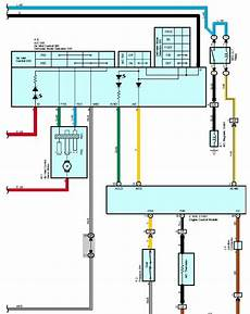 wiring diagrams 2004 toyota corolla air conditioning system wiring diagram
