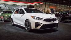 2020 kia forte gt line debuts at chicago auto show with