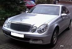 2003 mercedes e 220 cdi automatic classic car photo