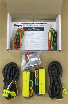 07548 Meyer Nite Saber Headlight Modules 07347 Kit