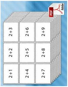 math flash cards printables 10839 a set of printable addition flash cards for with addition problems made of numbers 1 9