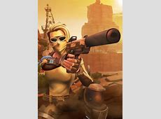 Fortnite Scorpion Skin Outfit   Game Art by Henrique