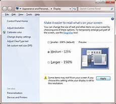 get a better view in windows 7 by adjusting dpi scaling techrepublic