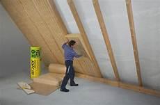 Dachbodendämmung Mit Styropor - isover zwischensparren klemmfilz k 246 hler bedachungen