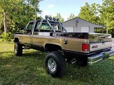 Fall Replica Truck Classic 1981 Gmc K2500 For Sale