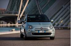 Mild Hybrid 500 And Panda Become Fiat S Electrified