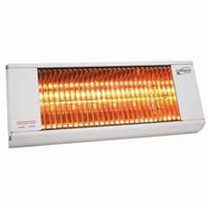 juno 1500 infrared heater white