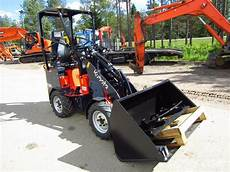 Used Kubota Rt100 Uusi Mini Wheel Loader Year 2019 For